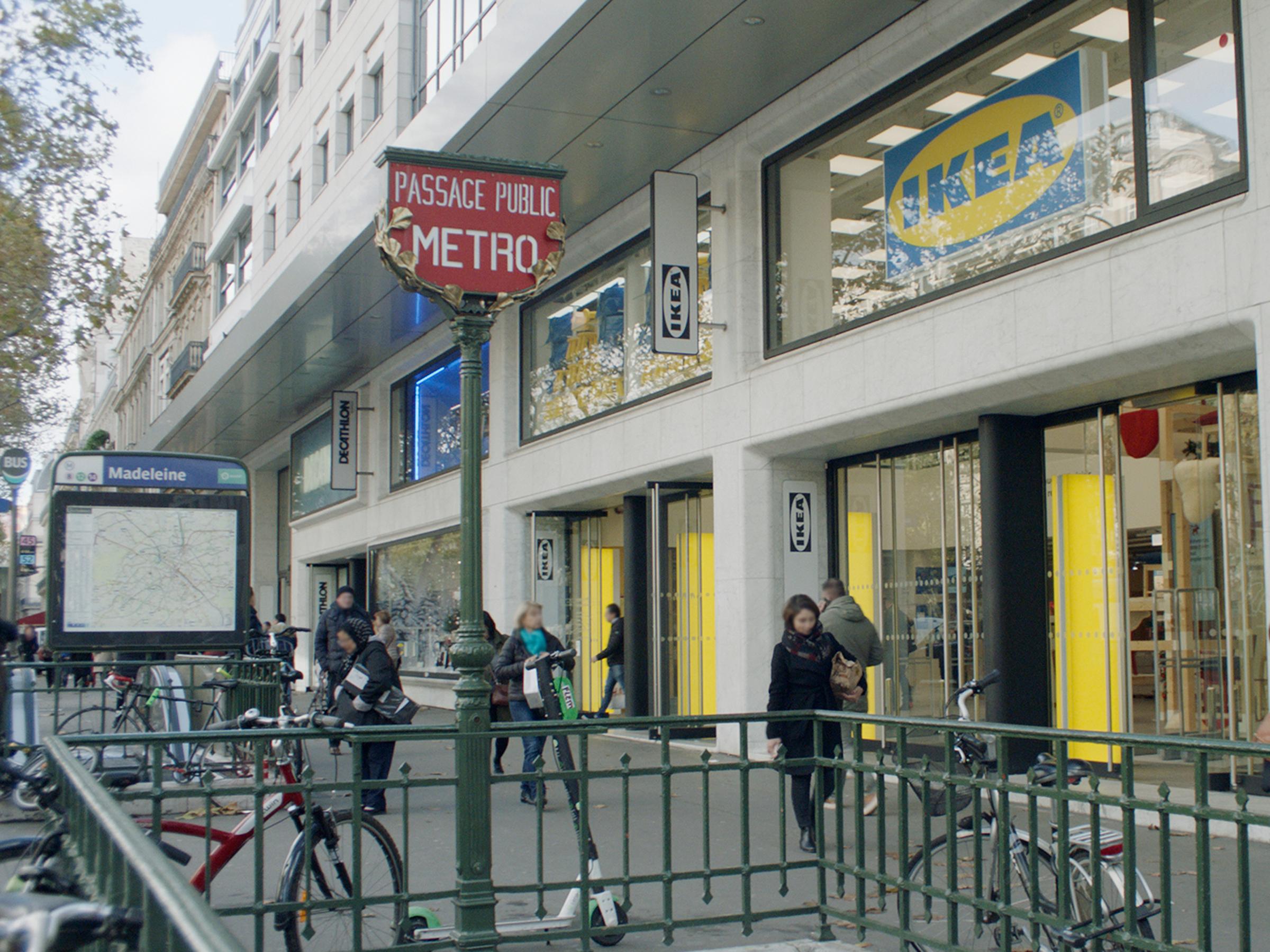 Meuble De Cuisine Decathlon ikea paris la madeleine. the latest ikea small store.
