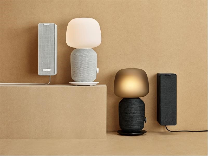 Symfonisk Is Here Ikea And Sonos To, Lamp With Shelf Ikea