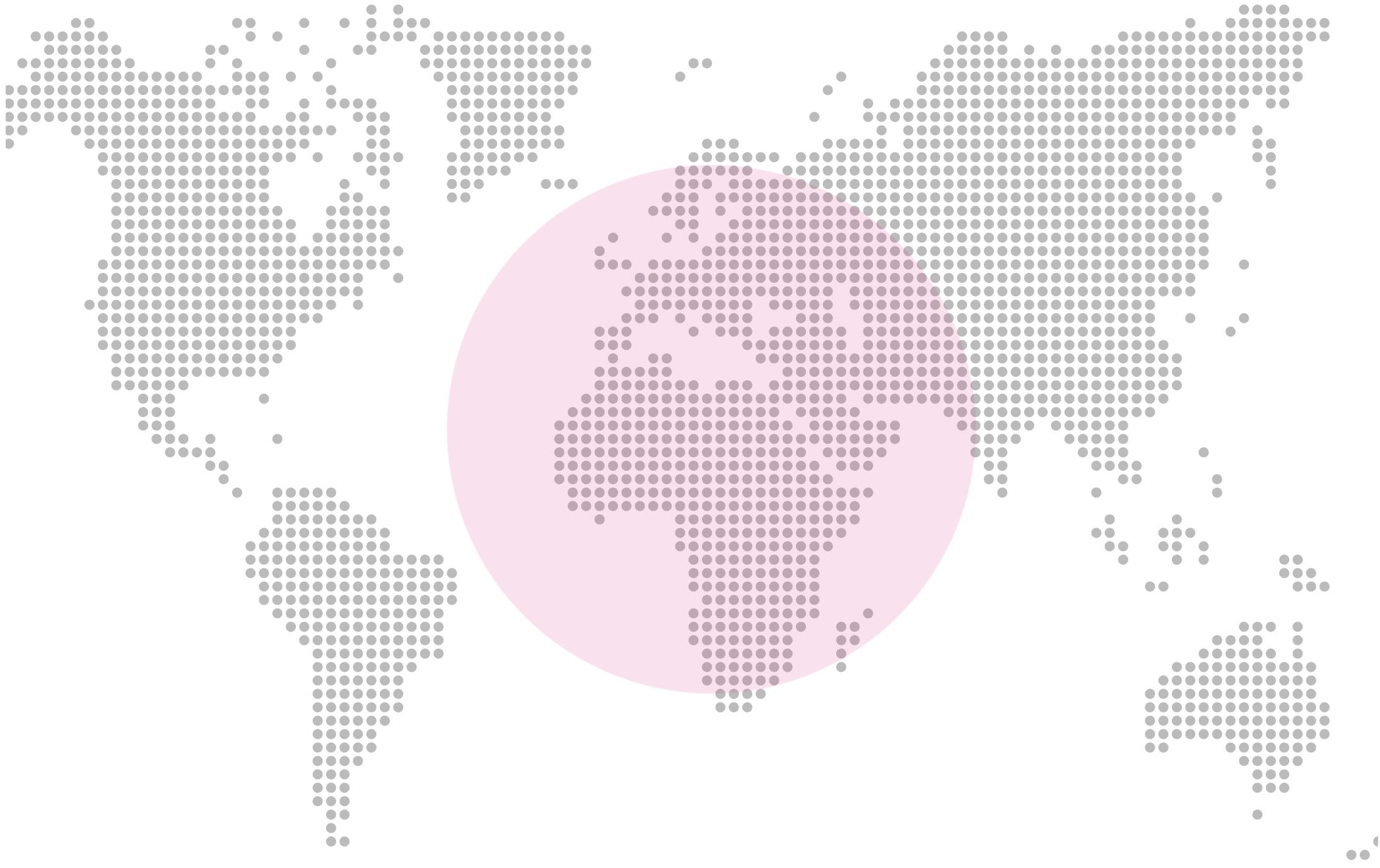 World map - Global pin